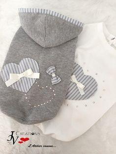 Felpa sweet boy - Abbigliamento a quattro zampe