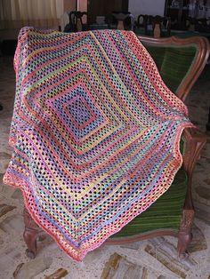 darievna's Rainbow blanket