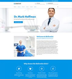 Designed to promote dental services, this responsive Dentist Drupal Template is a perfect solution for any medical website. Every element of this clean and Healthcare Website, Blog Website Design, Website Themes, Website Ideas, Medical Websites, Web Design, Graphic Design, Emergency Dentist, Dental Services