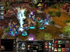 WarCraft 3 The Frozen Throne PC Games Gameplay