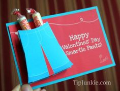 Store Bought No More: 18 Easy Homemade Valentine's Day Cards