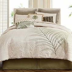Tahiti Comforter Set Jcpenney Tropical Bedding Guest Bedrooms Master Room