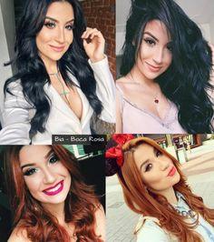 Novos Cabelos das blogueiras - Bianca Andrade ( Boca Rosa)