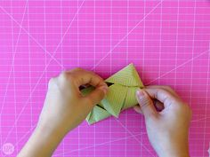 How to Fold a Letter into a Pull Tab Note   I Try DIY Origami Letter Fold, Letter Folding, I Tried, Crafts For Kids, Notes, Lettering, Creative, Diy, Crafts For Children