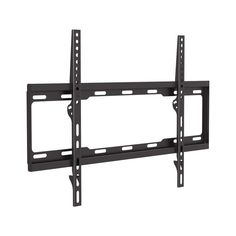 Fixed Low Profile TV Wall Mount 37 in. - 70 in. TVs, Black