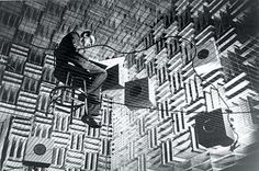 Bell Labs Anechoic Chamber