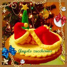 Biscotto decorato con neonato in pasta di zucchero