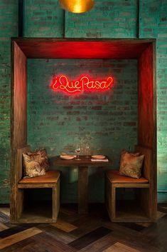 Biasol | Lady Carolina #interior_decor_restaurant