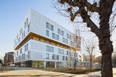 atelier zündel cristea completes a residential care home in paris
