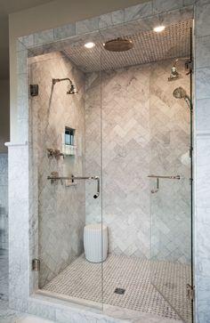 pixels marble showersopen