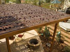 Pergola For Small Patio Modern Pergola, Pergola Swing, Deck With Pergola, Covered Pergola, Backyard Pergola, Pergola Shade, Patio Roof, Pergola Plans, Gazebo