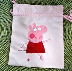 Bolsa desayuno Peppa Pig