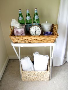 How to Make a Chic Butler's Table from Thrifty Finds