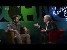 Václav Noid Bárta interview (2015) with English subtitles - YouTube   Eurovision 2015 Czech Republic