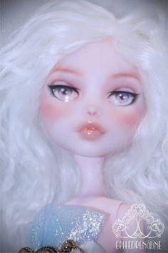 OOAK Monster High Custom Doll by Ephedrenaline on Etsy