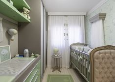 Baby Boy Rooms, Baby Room, Baby Decor, Cribs, Room Decor, Nursery, Interior Design, Bed, House