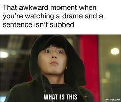 via Drama Queen sometimes they aren't even oppas, they're dongsaengs! Korean Drama Funny, Korean Drama Quotes, Kdrama Memes, Funny Kpop Memes, Bts Memes, Astro Sanha, Day6 Sungjin, Drama Fever, Drama Drama