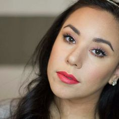 This Bright Summer Makeup Tutorial Is Sure to Bring on the Heat: The following post was originally featured on By Lynny and written by Lynnette Hernandez, who is part of POPSUGAR Select Latina.