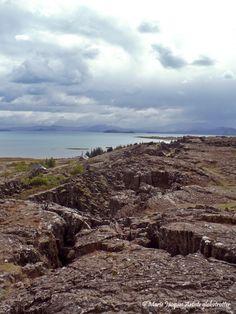 Thingvellir - faille d'Almannagjá