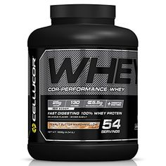 Cellucor Cor-Performance 100% Whey Protein Powder with whey Isolate, Peanut…