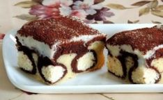 Food Cakes, Vegetarian Cheese, Home Recipes, Yummy Cakes, Food Photo, Sour Cream, Tiramisu, Recipes, Biscuits
