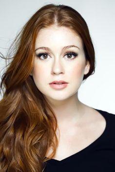 Marina Ruy Barbosa - beautiful red hair