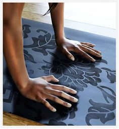 Most-Loved Mat: Gaiam Sol Dry-Grip #Yoga Mat. Our top seller week after week, this specially designed mat provides better grip the hotter you get! Plus the closed-cell material seals out germs, odors and bacteria. Shop now and save 15% when you bundle with a towel and block: http://www.gaiam.com/sol-dry-grip-yoga-mat/05-61028.html?utm_source=pinterest&utm_medium=socialmedia&utm_campaign=ptgaiamcom&extcmp=sm_pt_tc