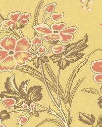 Tapet Muscat Vintage Quince från Lewis & Wood