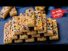 Margarinsiz Tuzlu Kurabiye Nasıl Yapılır? Ağızda Dağılan Sıvı Yağlı Tuzlu Kurabiye (Çay Saati İçin) - YouTube
