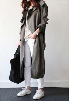 looks para usar abrigos street style