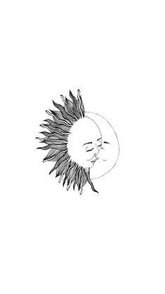 Illustration Moon ☆ P I N T E R E S T : 𝕜𝕪𝕝𝕖𝕚𝕘𝕙 𝕤𝕡𝕣𝕚𝕟𝕘...
