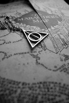 Tumblr. El mapa y las reliquias.