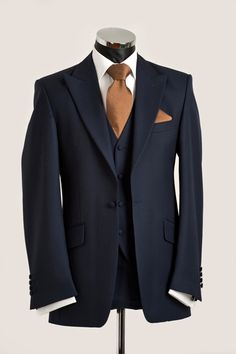 Mens Slim Fitting Lounge suit Hire for Weddings