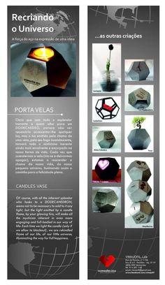 dodecaedro (porta velas)
