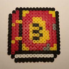 Mistery Journal 3 - Gravity Falls perler beads by levi.cyanide