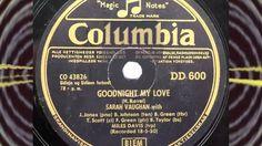 Sarah Vaughan – Goodnight My Love 1950 Jazz Blues, Good Night, Whiskey Bottle, My Love, Music, Art, Nighty Night, Musica, Art Background