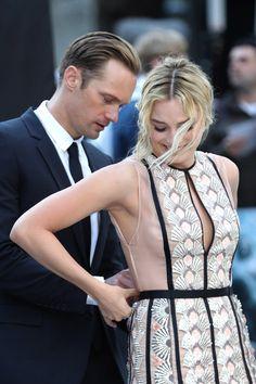 Alexander-Skarsgard-Margot-Robbie-The-Legend-Of-Tarzan-European-Premiere-Red-Carpet-Fashion-Miu-Miu-Tom-Lorenzo-Site (8)