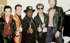 Bo Diddley & The Clash