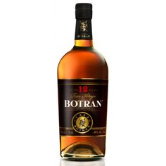 Botran Reserva is a delicious Guatemalan rum aged for between 5 and 14 years. Made from the best virgin sugar honey, this rum is aged in a Solera system in a mix of bourbon, port and sherry casks. Sweet Vermouth Recipe, Vodka, Rum Tasting, Aged Rum, Sherry Wine, Ron, Sparkling Wine, Wine And Spirits, Wine Pairings
