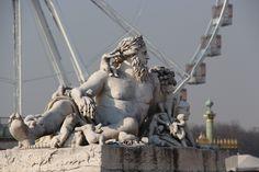 Statues du jardin des Tuileries