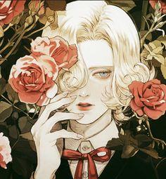 Art And Illustration, Fantasy Kunst, Fantasy Art, Pretty Art, Cute Art, Aesthetic Art, Aesthetic Anime, Manga Art, Anime Art
