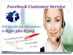 Yes, our Facebook Customer Service technicians can solve your technical issues in an effective manner. Apart from this, you will be provided with the cent-percent satisfying solution for your Facebook problems but for that you need to make a call on our toll-free number 1-850-361-8504 and get linked up with our techies.  http://www.mailsupportnumber.com/facebook-technical-support-number.html