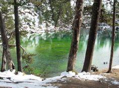 Lago Verde da Grange di Valle Stretta - Bardonecchia