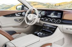 Mercedes-Benz USA Drops E-Class Ad After Being Called Misleading