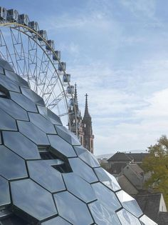 roof of museum of cultures basel switzerland - Google 검색