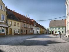 Old Square in Sława