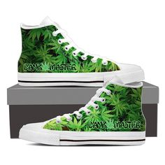 6d51b5f50b54a 30 Best Dank Master Weed Shoes - 420 Stoner Fashion images in 2018 ...