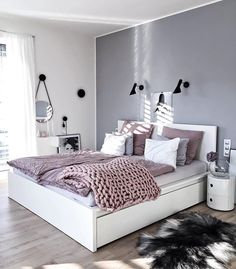Cozy RoomSweet Dreams via @girlsbeauty.goals by @kajastef