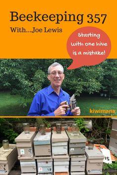 This week we are talking to Joe Lewis from Maryland in the big Ol' US of A.  Joe discuss his Beekeeping 357 method of Sustainable Beekeeping through Nucleus Colonies.