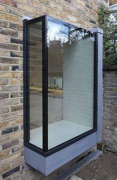Windows Boxes aka Oriel Windows or Windows seats